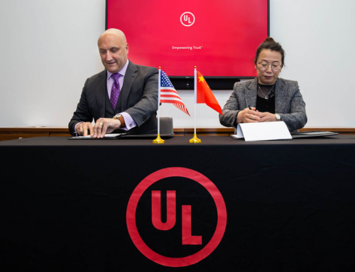 CNEx and UL Sign Partnership Agreement to Promote CCC Ex-Product Certification